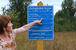 зоны земельных участков